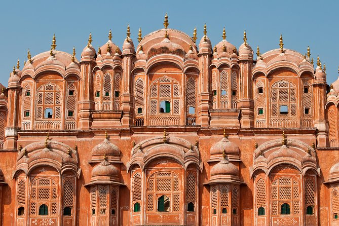 Private 5 Days Golden Triangle Tours of India