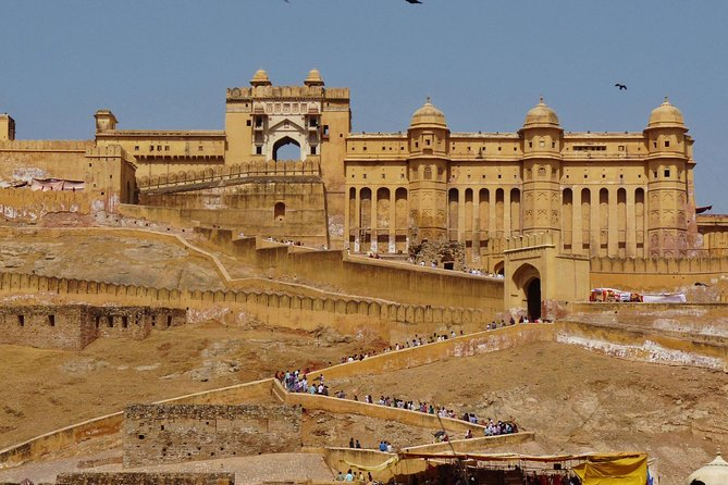 Same Day Jaipur visit with professional Guide