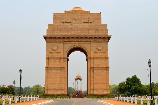 Half-Day Tour of Delhi Old and New