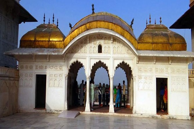 Private Taj Mahal Tour with Car from Jaipur