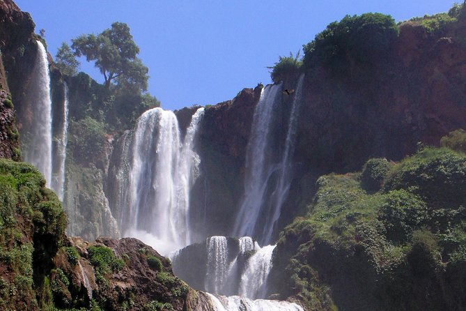 Day Excursion To Ouzoud Waterfall from Marrakech: Private