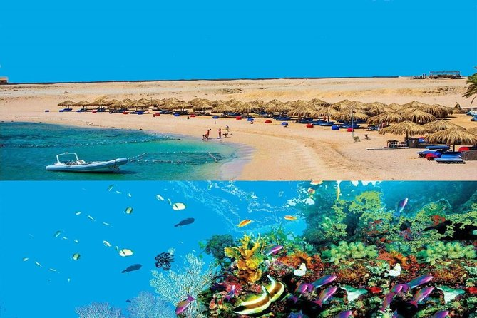 Sharm El Naga Full-Day Snorkeling Trip from Hurghada