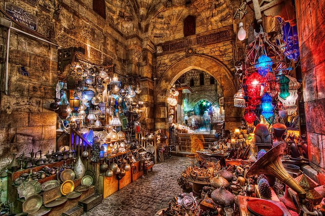 Private Night Tour To Khan El Khailiy Cairo