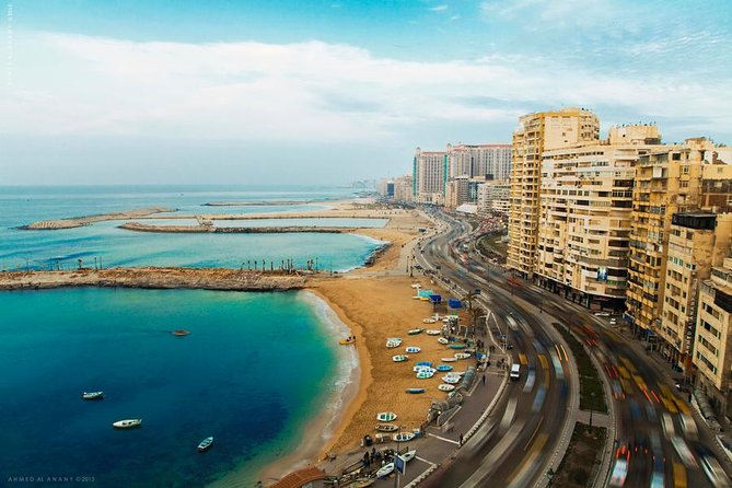 Private Full-Day Tour to Alexandria with Lunch from Cairo