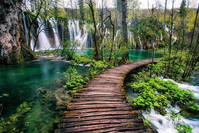 Zagreb till Split Private Transfer och Plitvice Lakes