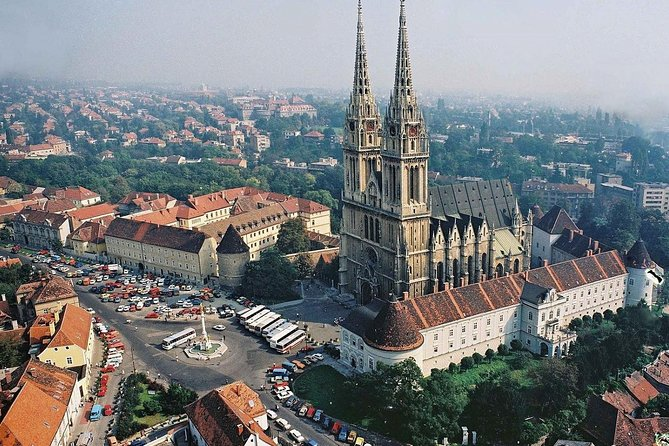 Zagreb City Walking Tour