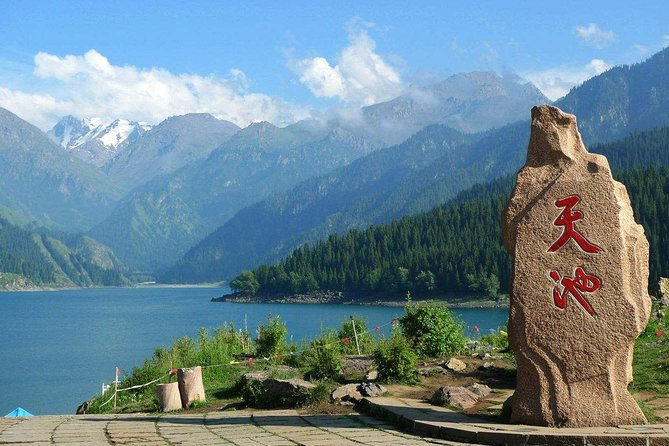 Private Day Trip to Tianchi Lake and Erdaoqiao Grand Bazaar from Urumqi