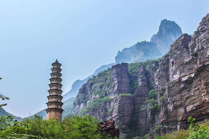Private Independent Tour to Yuntai Mountain from Zhengzhou