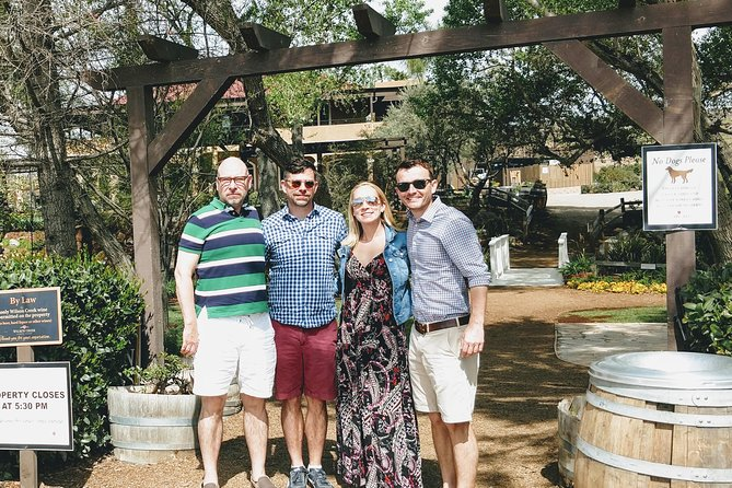 Wine Tasting Winery Tour From Orange County