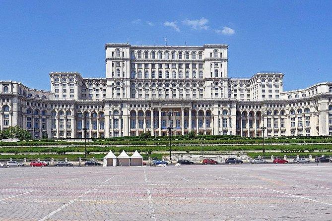 Bukarest Walking Tour