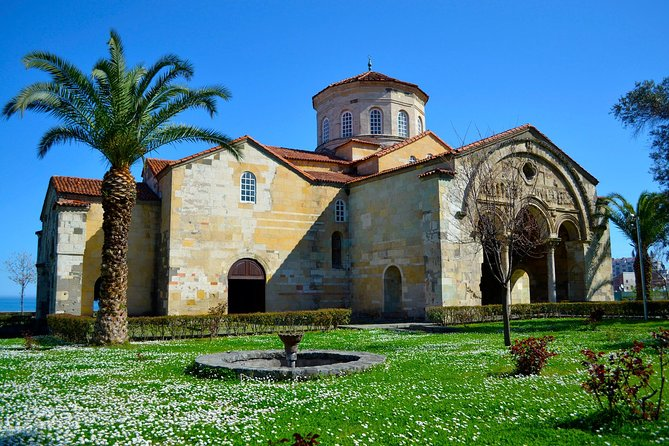 Private Full-Day Historical Tour of the Byzantium Empire
