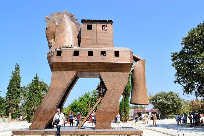 Private Best Troy Tour from Istanbul by Bus