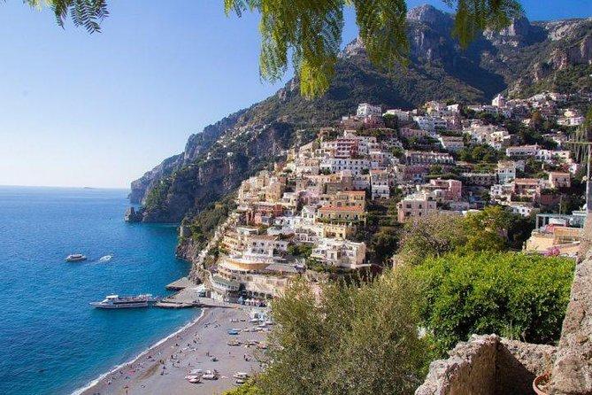 Sharing Tour Pompeii and the Amalfi Coast(Sorrento-Positano)