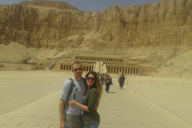 day tour to east and west bank from Hurghada hotel with expert guide