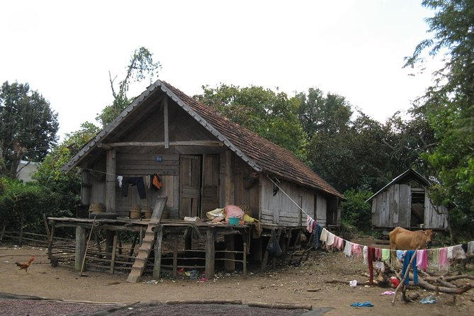 Nieng village of the Ede people