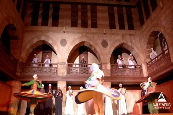 Al Tannoura Egyptian Heritage Dance Troupe Cairo photo 1