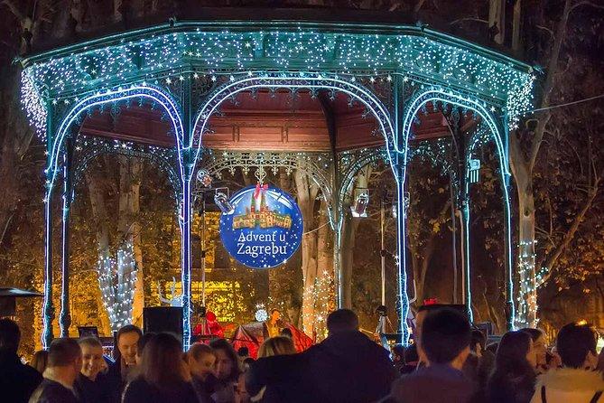 Zagreb Christmas Market Private Walking Tour