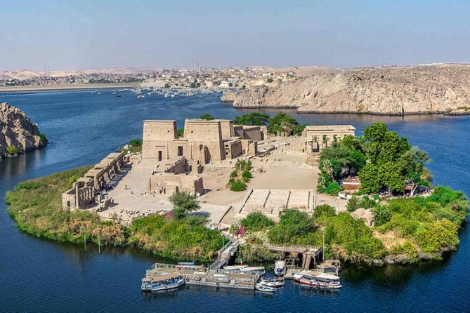 Tour to, Philae Temple, High Dam and Unfinished Obelisk from Aswan