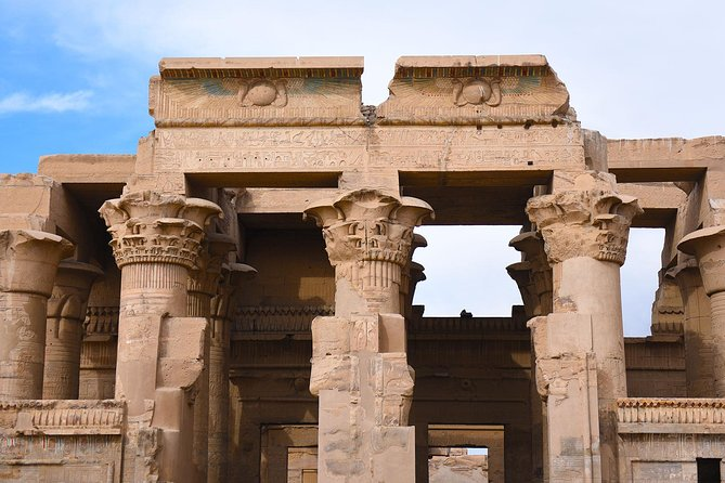 Tour to Kom Ombo and Edfu from Aswan