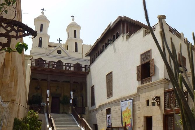 Private Day Tour to Coptic, Islamic Cairo and Khan el khalili Bazaar