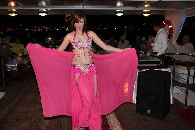 Nile Dinner Cruise with Live Show including Transfers