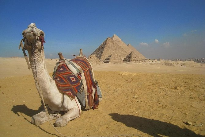 Giza Pyramids, Sakkara Pyramids & Memphis Private Full Day Tour Included Lunch