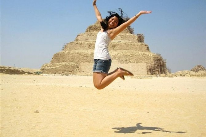 Giza Pyramids, Sakkara Pyramids & Memphis Private Full Day Tour Included Lunch photo 2