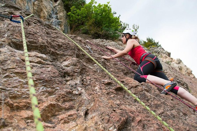 Rock Climbing in Madrid National Park