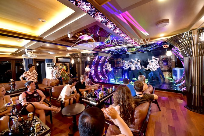 Luxury Party Cruise To Visit Halong Bay