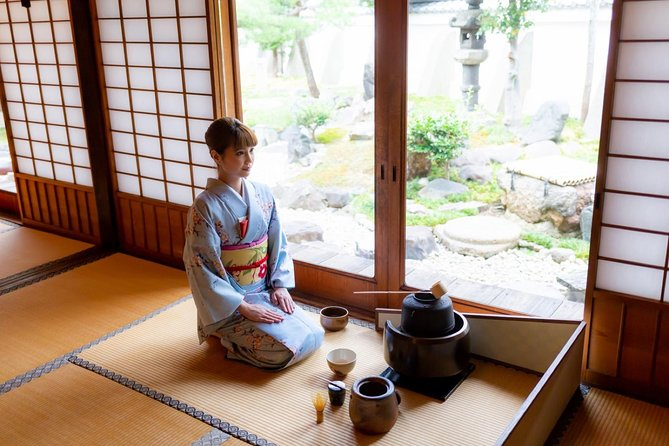Japanese Tea Ceremony (Group session) photo 2
