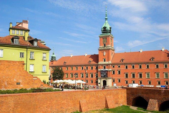 Warsaw Trip from Krakow by Train