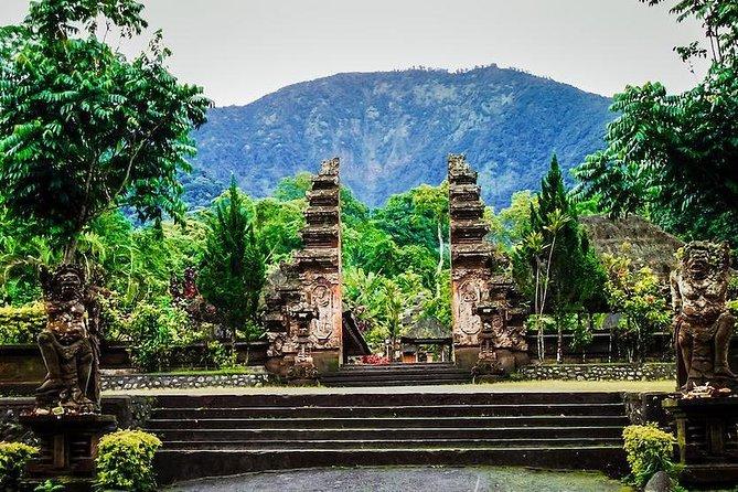 VW Safari Adventure Tour-Batukaru Temple-Unesco Rice Terrace-Lunch