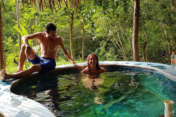 Horse Hike to the Healing Thermal Waters of Manialtepec