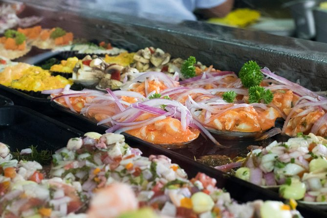 Trending Flavors: Miraflores Walking Tour Including Food and Drinks Tasting
