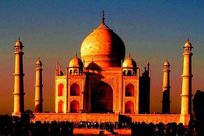 Private Sunrise Taj Mahal & Agra Tour From Delhi