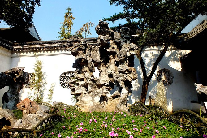 Private Day Tour of Suzhou Highlight