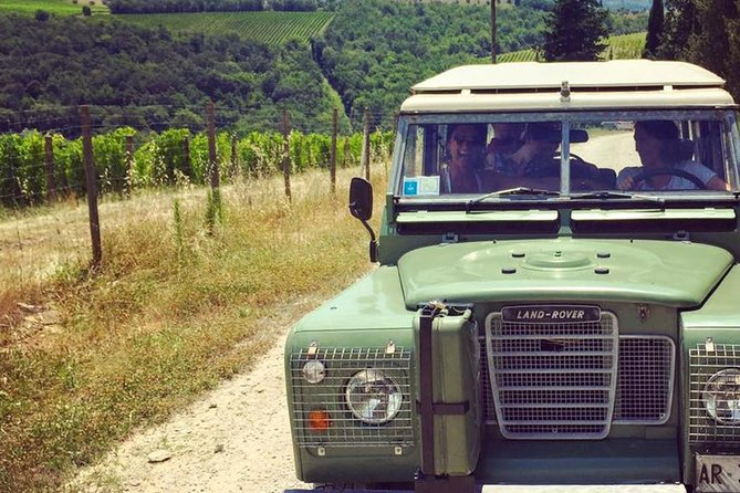 Off-Road Tuscan Wine Tour from Castellina photo 17