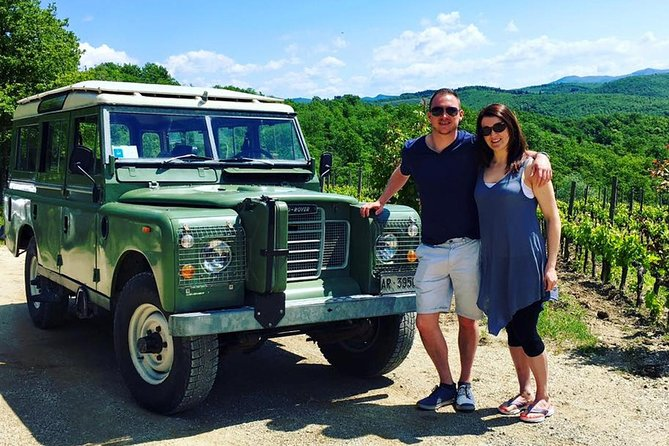 Off-Road Tuscan Wine Tour from Castellina photo 7