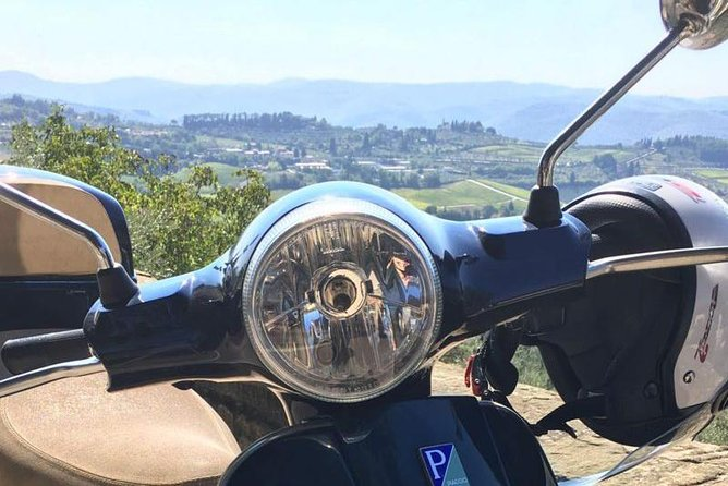 VESPA Tour in Tuscany