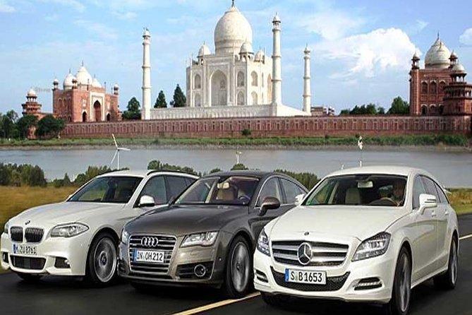 Day Trip to Taj Mahal from Delhi by Luxury Car (Audi - BMW - Mercedes)