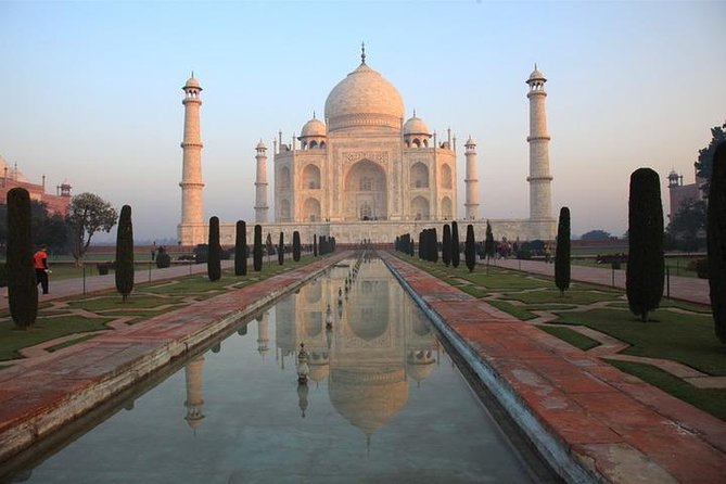 2-Day Private Tour to The Taj Mahal and Agra from Delhi by Train photo 7