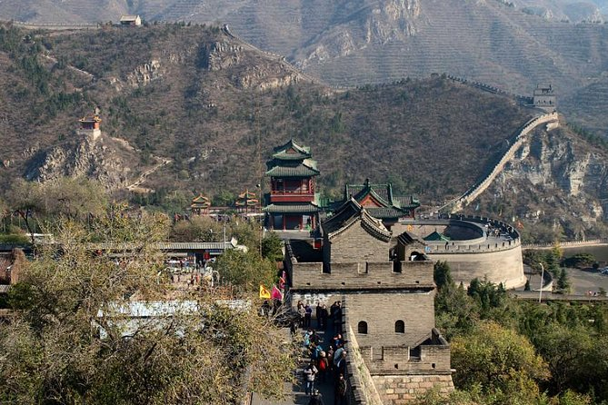 Private Day Trip to Juyongguan, Badaling and Ancient Great Wall from Beijing