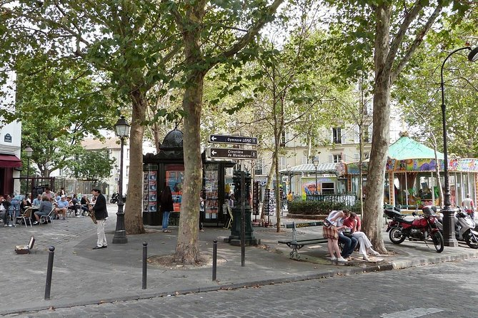 Paris Private Tour by an Art Historian: In the Footsteps of the Impressionists