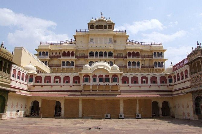 Private 3-Day Jaipur City Tour: Amber Fort, City Palace Including Transfers