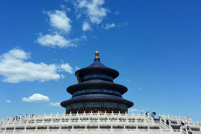 Private Tour: Forbidden City and Temple of Heaven with Peking Duck