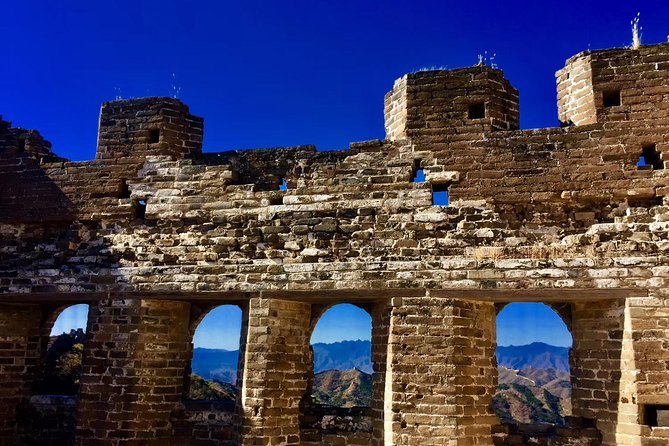 Private Tour-Great Wall,Mountain Glass Skywalk and Lake Tour