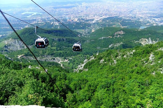 Mountain Dajti Hiking Tour from Tirana