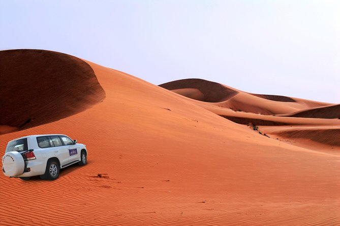 Desert Safari Dubai with Exclusive Services Ultimate 4x4 Dubai Desert Safari