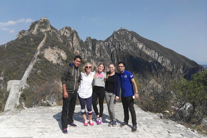 Private Hiking Day Tour: Jinshanling Great Wall from Beijing with Lunch