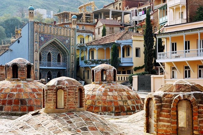 Half-Day Tbilisi Sightseeing Private Guided Tour